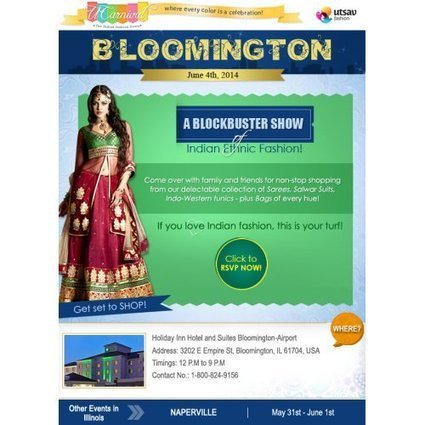 UCarnival Bloomington 2014 - Bloomington, IL, Fashion & Lifestyle Events | Business Listing | Scoop.it