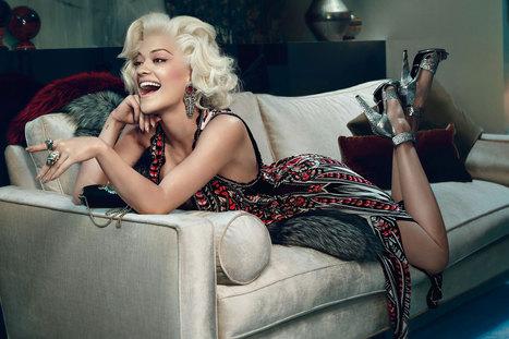 Rita Ora, nouvelle égérie de Roberto Cavalli - Paris Match | Communication | Scoop.it