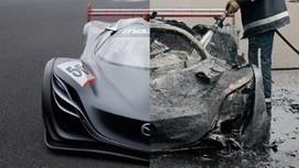 Mazda Furai Concept Burns To The Ground In The Hands Of Top Gear - Motor Authority   JDM   Scoop.it