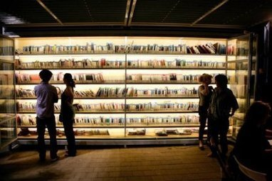 Four Amazing Mini Libraries That Will Inspire You to Read | Water the mind - READ | Scoop.it