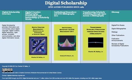 Digital Scholarship | educacion-y-ntics | Scoop.it