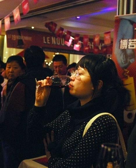Les consommateurs chinois préféreraient des vins avec moins d'alcool | Articles Vins | Scoop.it