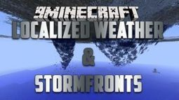 Localized Weather & Stormfronts Mod 1.10.2   Gta Gaming   Scoop.it