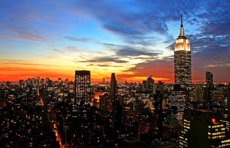 Charming New York. Extensive photographs of cities for a smartphone. New York, USA. | CityWallpaperHD | Scoop.it