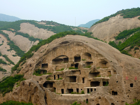 10 Cave Dwellings Around the World You Should Visit | When On Earth - For People Who Love Travel | Modern Ruins, Decay and Urban Exploration | Scoop.it