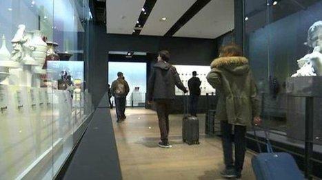 A Roissy, allez au musée en salle d'embarquement - France 3 Paris Ile-de-France | MuséoPat | Scoop.it