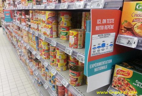 Étiquetage nutritionnel: un test bien décevant en magasin / Les actus / LA DISTRIBUTION - LINEAIRES, le magazine de la distribution alimentaire   Alimentation Santé Environnement   Scoop.it