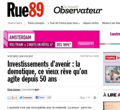 Domotique : ce rêve qu'on agite depuis 50 Ans... | Domotique | Scoop.it