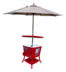 Kenzy Red Bar Table Coolers | Beer and Wine Coolers | Scoop.it