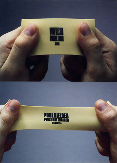 9 of the most clever Business Cards ever! | Let's Get Down To Business | Scoop.it
