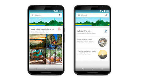 All Your Favorite Apps Can Soon Tap Into Google Now | Tools You Can Use | Scoop.it