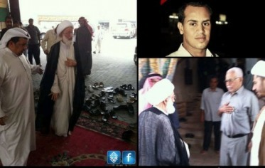 Sheikh Isa Qasim and Sheikh Salman Participated Funeral Procession of Martyr Hani Abdul Aziz | Human Rights and the Will to be free | Scoop.it