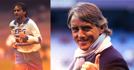Le Marche Legend of Calcio: Roberto Mancini | Le Marche another Italy | Scoop.it