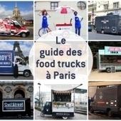Guide des food trucks à Paris : l'interminable liste des food trucks parisiens   Food Trucks actu   Scoop.it