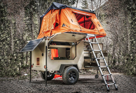 Base Camp Trailer | Stuff we drool about... | Scoop.it