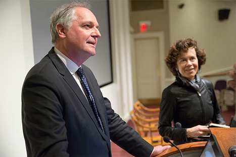 Making sustainability part of the business - Harvard Gazette | CSR Solutions | Scoop.it