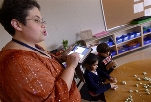 When playdough and iPads pair up - THE HAMILTON SPECTATOR | iPad Adoption | Scoop.it