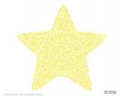 Kids Shaggy Raggy Star Yellow Star Cotton Rugs Sal | Kids Rugs | Scoop.it
