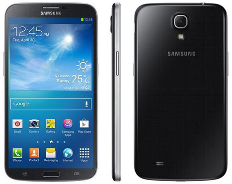 Samsung introduces 6.3-inch & 5.8-inch display featured Galaxy Mega Smartphone | Mobile Technology | Scoop.it