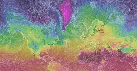 Weather Forecast Maps | BiblioTICciencias | Scoop.it