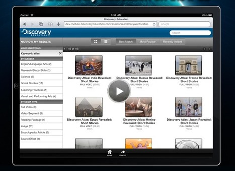iPad | Discovery Education | 21st Century Homeschooling Apps | Scoop.it
