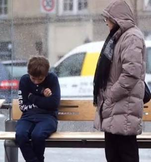 What Norwegians Do When a Boy is Shivering in the Cold | This Gives Me Hope | Scoop.it
