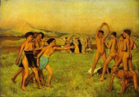 Cómo las mujeres griegas de la Antigüedad organizaron sus propios Juegos Olímpicos: los Juegos Hereos | EURICLEA | Scoop.it