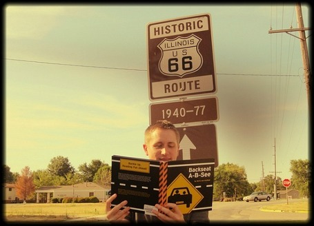 Mr. Schu's Road Trip: Via Tweet, Video Blog, and Pinterest | Narration transmedia et éducation | Scoop.it