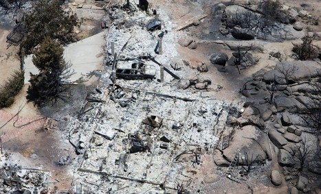 Experts: Western wildfires are becoming more immense and explosive than in the past | Washington (DC) Post | CALS in the News | Scoop.it