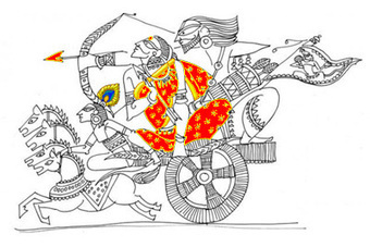 On Krishna's chariot stands Shikhandi | Articles of Interest | Scoop.it