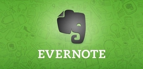 15+ Tips & Tricks to Use Evernote Like a Pro - Technology Personalized - Technology Personalized   Evernote   Scoop.it