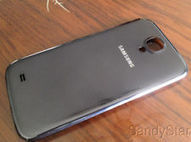 New Genuine Samsung Galaxy S4 i9500 rear battery cover back housing-Black | partofphone | Scoop.it