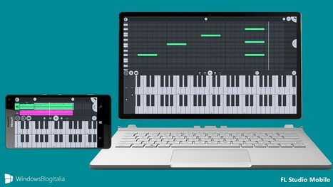Download app Fruity Loops Studio Mobile per PC, tablet e smartphone Windows 10 | risorse per musicisti | Scoop.it