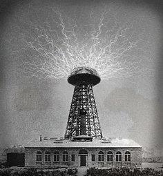 Tesla's Tower of Power • Damn Interesting | New Science | Scoop.it