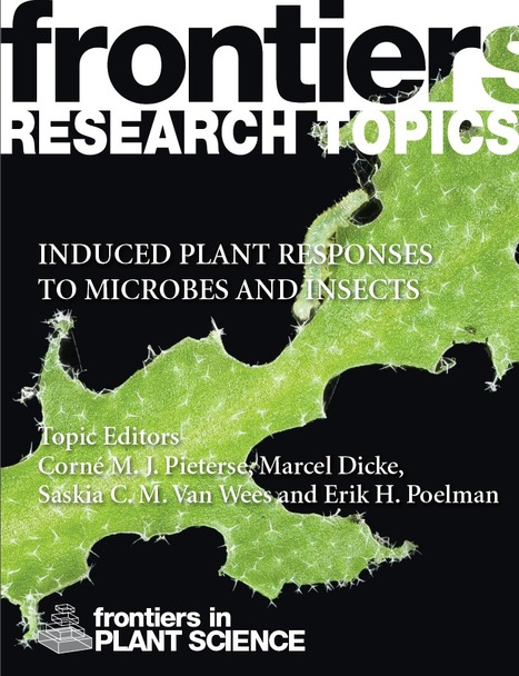 Frontiers: Induced plant responses to microbes and insects | plant immunity | Scoop.it