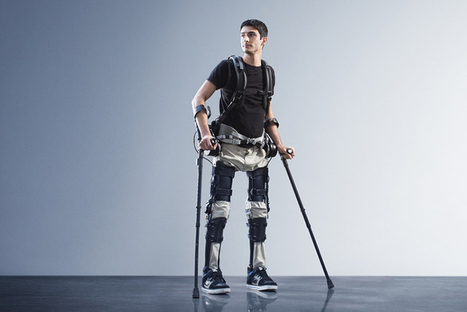 Implantable 'stentrode' to allow paralyzed patients to control an exoskeleton with their mind | KurzweilAI | Longevity science | Scoop.it