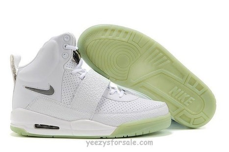Nike Air Yeezy 1 White [Yeezys-10] - $84.99 : | Cheap air yeezy for sale online | Scoop.it