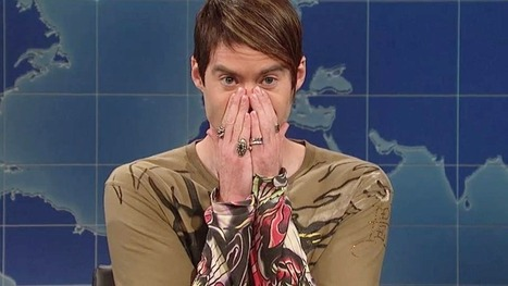 Bill Hader's Return to 'SNL' Was Everything We Hoped It Would Be - Mashable | TV shows | Scoop.it