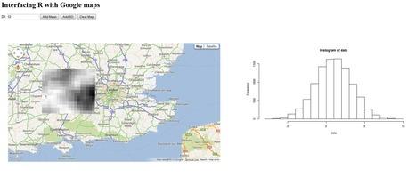 Interfacing R and Google maps | erreros y más | Scoop.it
