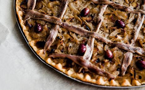 La Pissaladière recipe - Telegraph | recettes de cuisine de campagne | Scoop.it