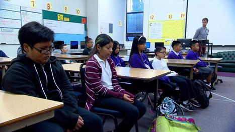 San Francisco Schools Transformed by the Power of Meditation | TEACHING ENGLISH FROM A CONSTRUCTIVIST PERSPECTIVE | Scoop.it