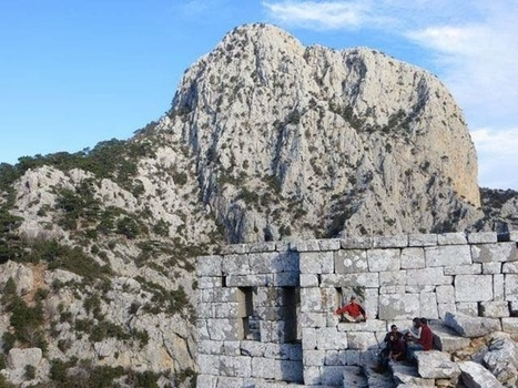 The Intrepid Tourist: TERMESSOS, Ancient City in the Mountains of ...   What makes a city a city?   Scoop.it