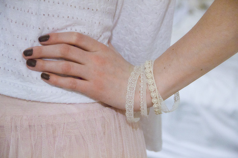 DIY Lace Bracelets | Fashion Digest | Scoop.it