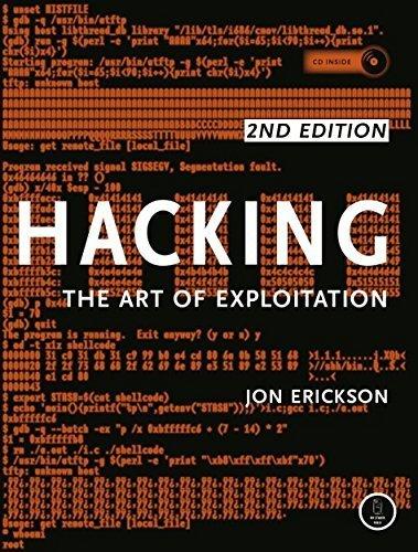 Hacking: The Art of Exploitation, 2nd Editio By : Jon Erickson | Ebook Store | Scoop.it