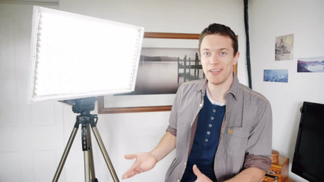 Build A Pro Quality Light Source With This Awesome DIY LED Light Panel Tutorial | DIY | Maker | Scoop.it