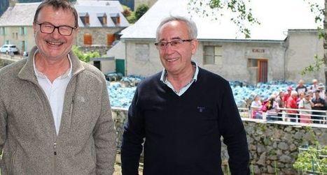 Transhumante à Aulon : la liberté pour les troupeaux et la fête   Vallée d'Aure - Pyrénées   Scoop.it