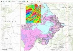 Online portal improves access to geoscience data from Africa | Everything is related to everything else | Scoop.it