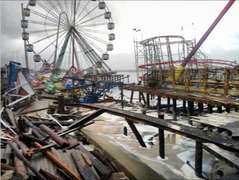 New Jersey shore day trip destinations devastated by Hurricane Sandy | Forty Two: Life and Other Important Things | Scoop.it