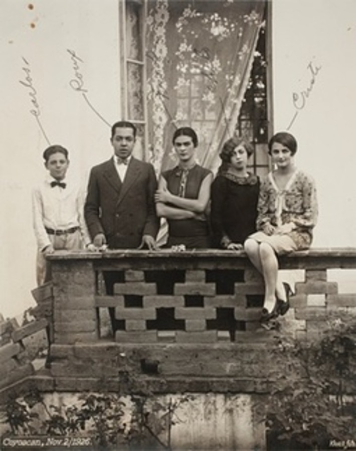 Frida Kahlo and her Casa Azul home – a lifetime in pictures | Herstory | Scoop.it