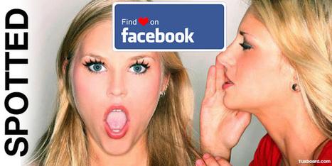Pages Spotted sur Facebook – Déclarer son amour à un inconnu ... | médias sociaux, e-reputation et web 2 | Scoop.it